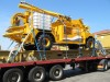 Transportation of rolling machinery